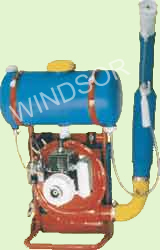 Motorised Mist Blower (Sprayer) Supplier from India